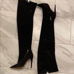 Shoes - Calvin Klein Women's Black Audrina Boot